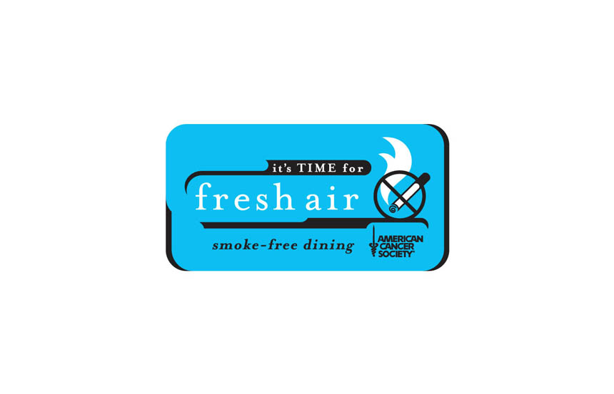 Smoke-Free restaurant promotion | American Cancer Society