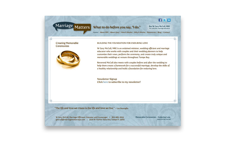 Pre-and post-marriage education | [url=http://www.marriagematterstpa.com]marriagematterstpa.com[/url]